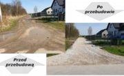 Przebudowana droga w Szczecnie